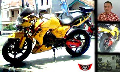 Modifikasi TAC Garut, Owner : Satya Handayani